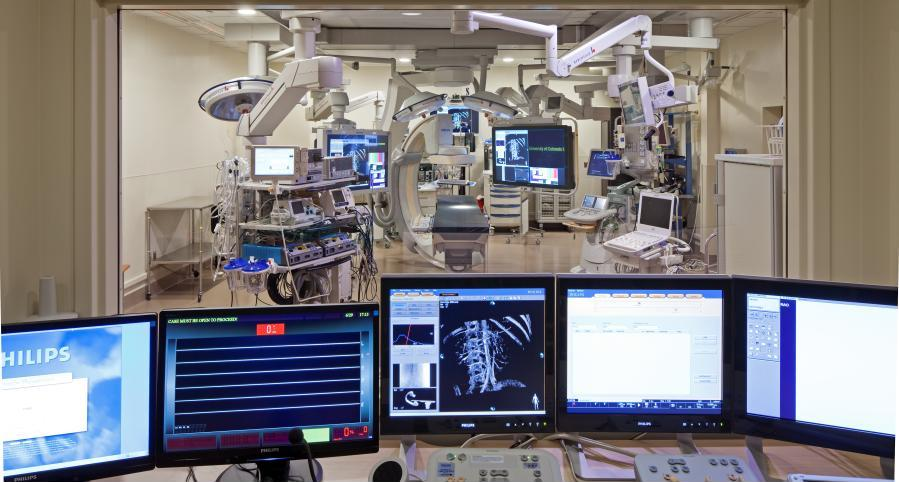 Uch Hybrid Operating Room Bcer Engineering