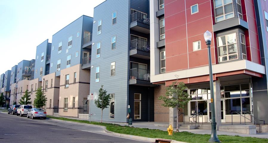 Denver Housing Authority U2013 Park Avenue Redevelopment