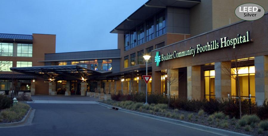 Boulder Community Hospital Emergency Room